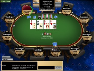 Casino Club Poker - Screenshot