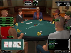 PKR Poker - Screenshot