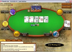 PokerStars - Screenshot
