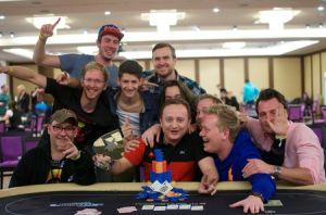 Marius Pospiech gewinnt das PokerStars.de Snowfest 2012