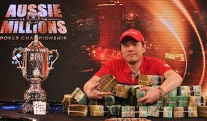 Aussie Millions 2013: Mervin Chan gewinnt Main Event, Igor Kurganov einen Side Event