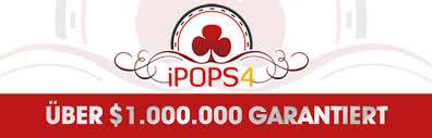 iPOPS 4 ab 21. April dieses Jahres auf dem iPoker Netzwerk