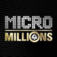 Start der MicroMillions 11 auf PokerStars