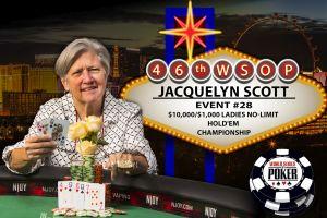 Carol Fuchs und Jacquelyn Scott sorgen für Frauensiege bei der WSOP 2015