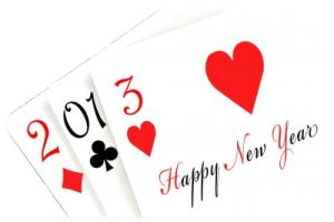 Das war 2012 - FROHES NEUES JAHR 2013 wünscht PokerWorld24
