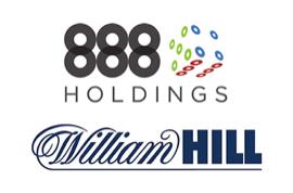 William Hill lehnt auch zweites Angebot von 888 und Rank Group ab