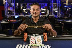 Salman Jaddi gewinnt Event 60 bei der WSOP 2014