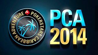 PCA 2014 ab 5. Januar mit Staraufgebot