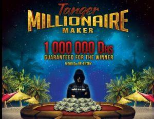 Tanger Millionaire Maker ab Mittwoch 12. März 2014 am Start