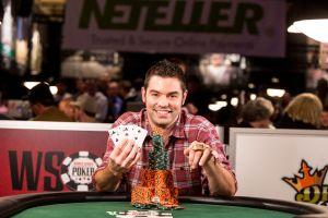 Tyler Patterson gewinnt Event 48 der WSOP 2014
