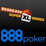 888poker: $3 Millionen garantiert bei Super XL Series im Mai