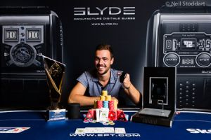 Ole Schemion EPT Player of the Year