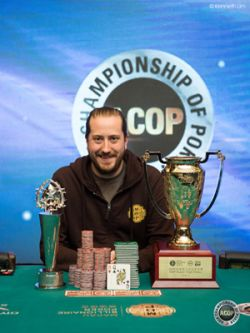 Steve O'Dwyer siegt beim ACOP Super High Roller Turnier