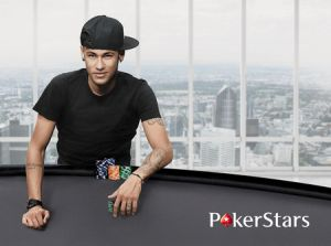 Neymar Jr. Neue Verstärkung für das Team PokerStars