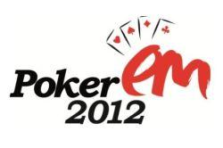 Auftakt der Poker EM 2012 in Baden erfolgt