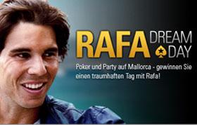 Mit PokerStars zum Dream Day auf Mallorca mit Rafael Nadal