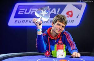 Eureka Wien 2014: Zoltan Gal gewinnt Main Event, Niki Jedlicka im Heads-Up des High Roller