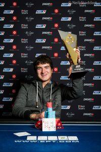 Martin Finger wird Achter beim EPT Malta 2015 €25.000 High Roller Event