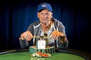 Nikolaus Teichert zweiter deutscher Bracelet-Gewinner bei der WSOP 2013