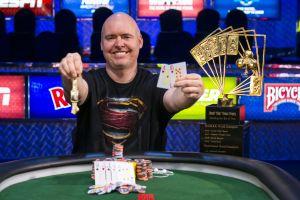 John Hennigan gewinnt die Poker Players' Championship bei der WSOP 2014