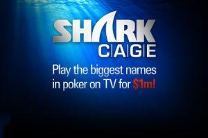 Qualifikation für Shark Cage 2 läuft auf PokerStars