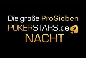 Premiere für Elton bei der ProSieben PokerStars.de Nacht
