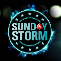 PokerStars Sunday Storm: Erneut eine Million Dollar im Preispool zum Jubiläum