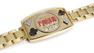 WSOP 2012: Das neue Bracelet kommt mit mehr Glanz daher