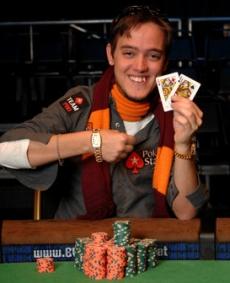 Neues Spielerporträt: Dario Minieri