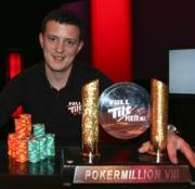 James Akenhead gewinnt Full Tilt Poker Million VIII