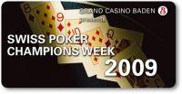 Deutscher Erfolg bei der Swiss Poker Champions Week