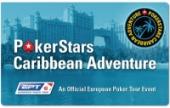 Start des PokerStars PCA 2010 auf den Bahamas