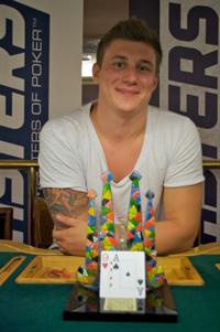 Schwede Anton Wigg gewinnt EPT Kopenhagen 2010