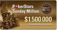Deutscher gewinnt bei der PokerStars Sunday Million