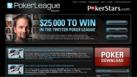 PokerStars Twitter Poker League startet am 06. Juni