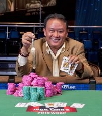 WSOP 2010: Men Nguyen mit 7. Bracelet - James Dempsey erstmals siegreich