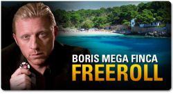 PokerStars: Pokerpartie mit Boris Becker auf Mallorca