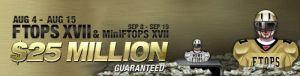 Full Tilt Poker: FTOPS XVII und Mini FTOPS XVII stehen an