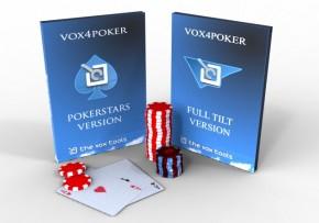Vox4Poker: Spracherkennungs-Software bei PokerStars & Full Tilt Poker