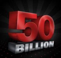 PokerStars mit Promo zur 50 milliardsten Hand