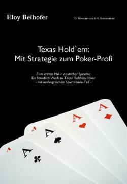 Neues Pokerbuch zu Texas Hold'em Poker in deutscher Sprache