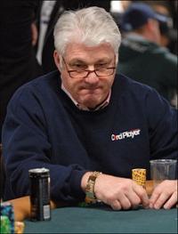 Neues Spielerporträt: Barry Shulman