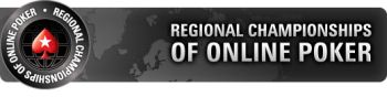 PokerStars startet Regional Championship of Online Poker
