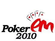 Mäßige Beteiligung bei der Poker EM 2010