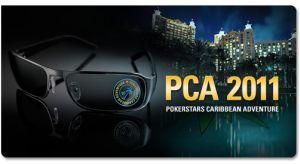 Max Lehmanski mit starker Vorstellung beim PCA 2011