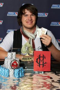 Marvin Rettenmaier gewinnt France Poker Series