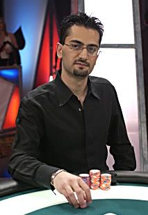 Neues Spielerporträt: Antonio Esfandiari