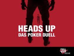 Start für Runde drei von Heads Up – Das Poker Duell