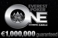 The One: Erstes Live Poker Turnier von Everest Poker