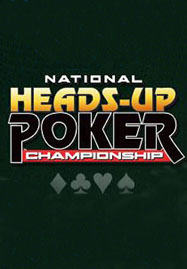 National Heads-Up Poker Championship startet im März